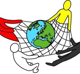 Netzwerk für kulturelle Vielfalt logo