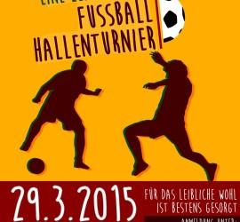 Internationales Hallenfussballturnier