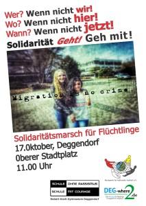 solidaritätsaktion