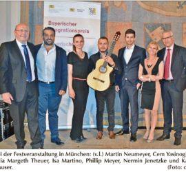 Integrationspreis München