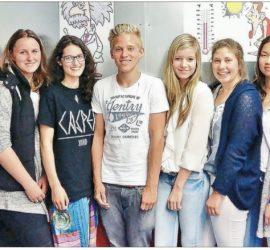 Schüler Comenius