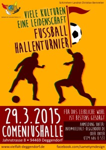 Internationales Hallenfussballturnier