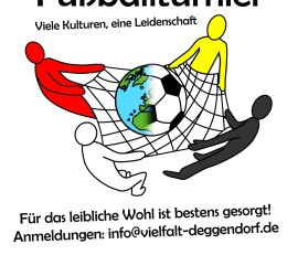 Internationales Fussballturnier 2016