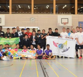 Internationales Fußballturnier 2016